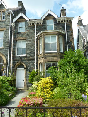 The Gables self catering cottage in Keswick